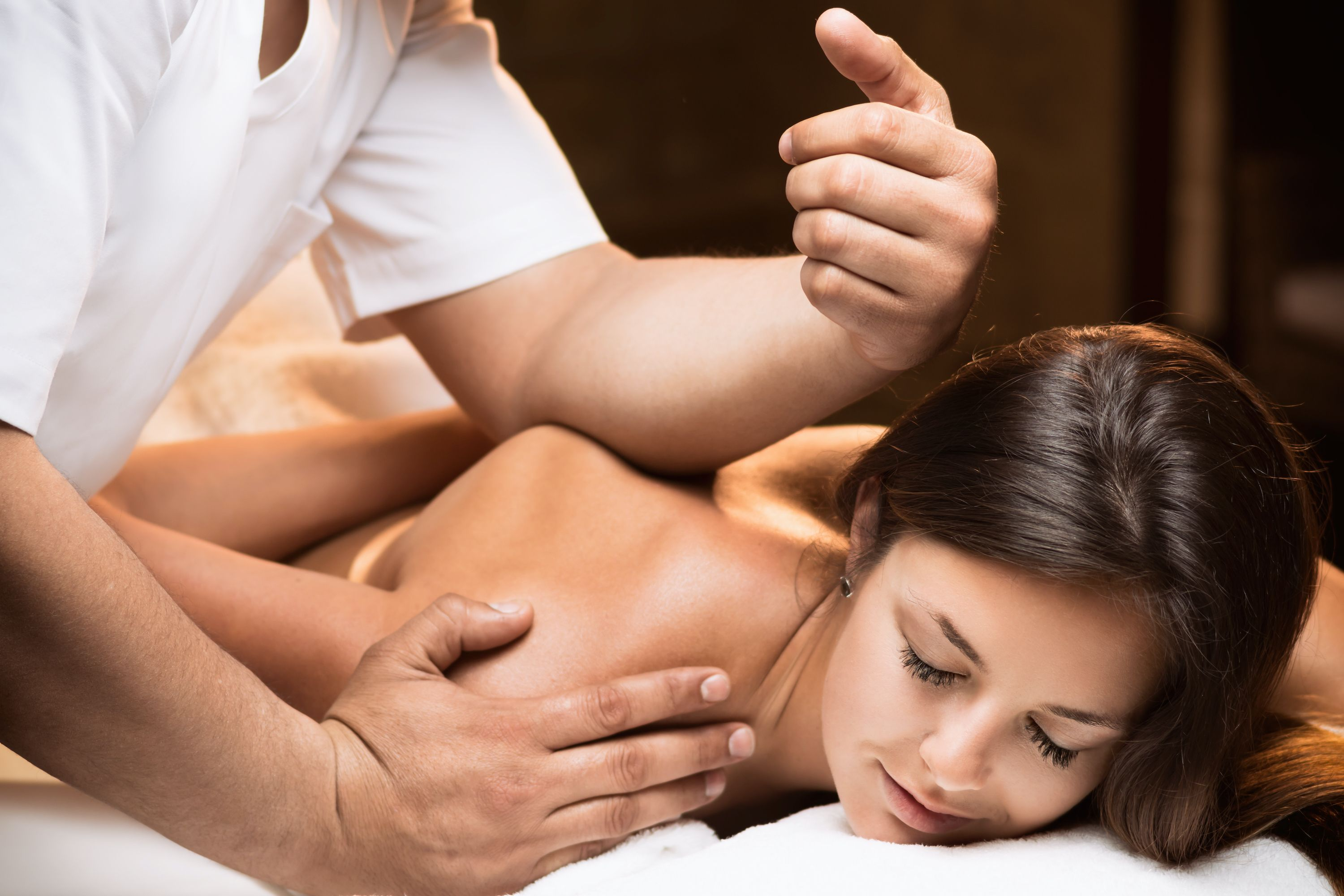 Everything you need to know about deep tissue massages