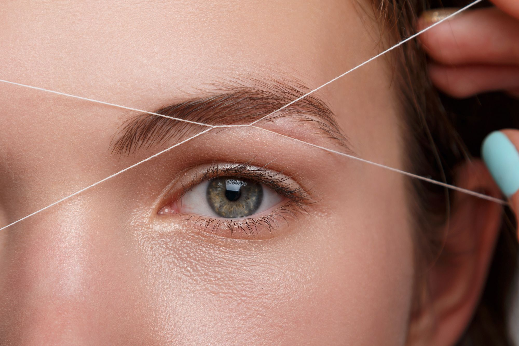 Everything you need to know about eyebrow threading